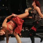 Mickie James Long Kiss Goodnight Finisher