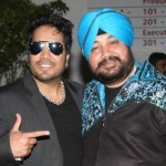 Daler Mehndi with his brother Mika Singh