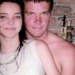 Miranda Kerr with her ex-boyfriend, Christopher Middlebrook