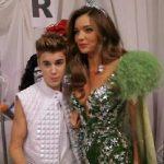 Justin Bieber And Miranda Kerr