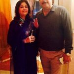 Mishal Raheja parents