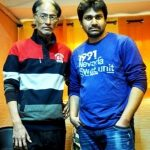 Mithoon with his father