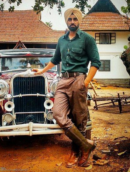 Model Simarjeet Singh Nagra
