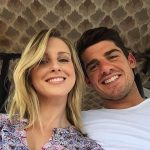 Moises Henriques with his girlfriend