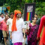 Nakshatra Bagwe gay rights activist