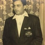 Namrata Shirodkar father