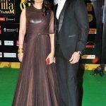 Namrata Shirodkar with her husband Mahesh babu