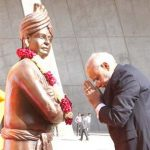 Narendra Modi as follower of Vivekananda