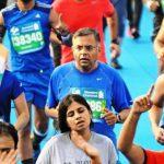 Natarajan Chandrasekaran marathon