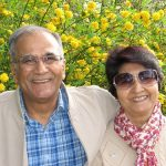 Neeti Palta Parents