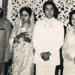 Neetu Singh and Rishi Kapoor marriage photo