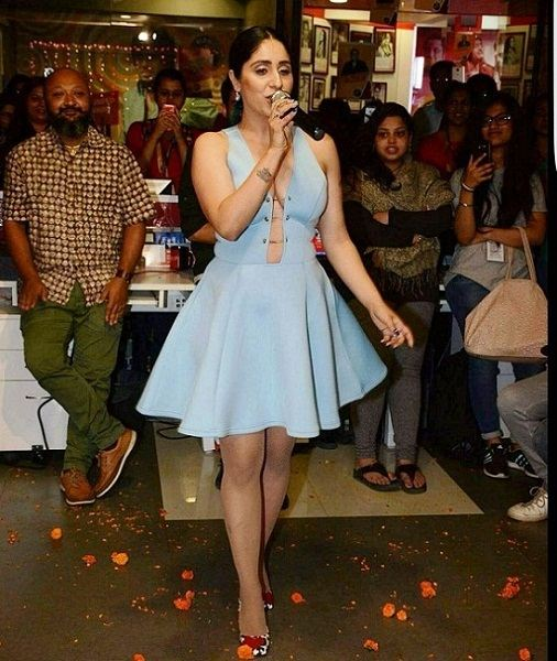 Neha Bhasin singer