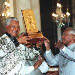 Nelson Mandela And Mahatma Gandhi