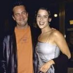 Neve Campbell and Perry