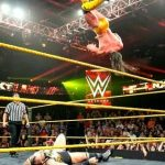 Neville Red Arrow finisher
