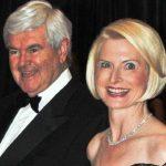 newt-gingrich-with-his-wife-callista-bisek