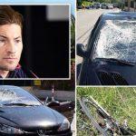 Nicky Hayden accident photo