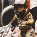 Nicky Hayden childhood photo