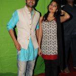 Nidhi Subbaiah with her ex boyfriend Jackky Bhagnani