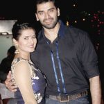 Nikitin Dheer with Kratika Sengar