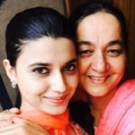 Nimrat with Mother