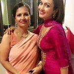 Nisha Rawal Mother