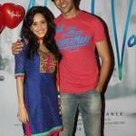 Nushrat Bharucha with Kartik Aaryan