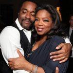 Oprah with her brother Jeffrey Lee