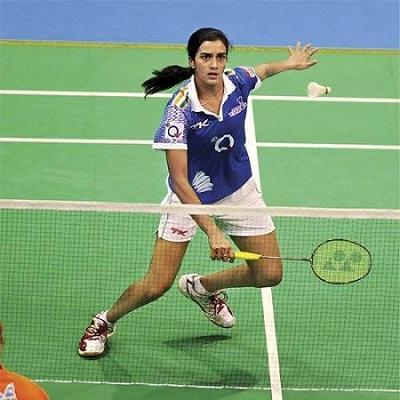 P.V.Sindhu Badminton
