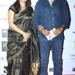 Pallavi Joshi with her husband
