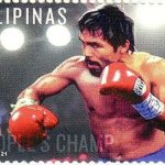 Pacquiao stamp