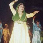 Pankhuri Gidwani Theatrical dance performance