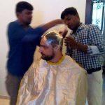 Parag Tyagi make-up in Brahmarakshas