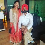 Parmish Verma's sister and his brother-in-law