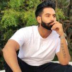 Parmish Verma left forearm tattoo