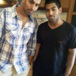 Parmish Verma with his brother