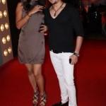 Pavitra Punia with her ex-boyfriend Salman Bait
