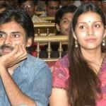 Pawan Kalyan with his Ex-wife Renu Desai
