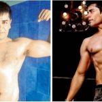 Piyush Sahdev before and after