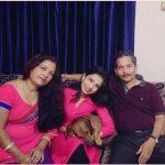 Pooja Parents