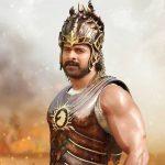 Prabhas as Bahubali