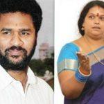 Prabhu Deva with wife Ramlath