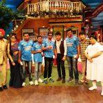 Prakash Jayaramaiah in The Kapil Sharma Show