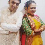 Prarthi M Dholakia brother Chintak