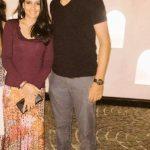 Pratima Singh with her husband Ishant Sharma
