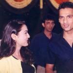 Preity Zinta with Marc Robinson