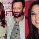 Shekhar Kapur, Suchitra Krishnamoorthi and Preity Zinta