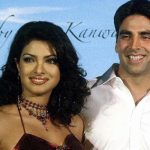 Akshay Kumar With His Ex-Girlfriend Priyanka