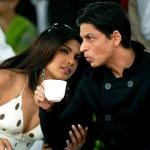 Priyanka Chopra affair with Shah Rukh Khan