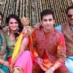 Pulkit Samrat with his family